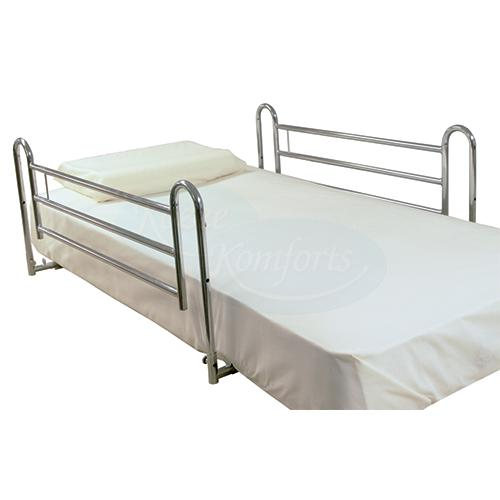 Telescopic Full Length Siderail (Single Bed)