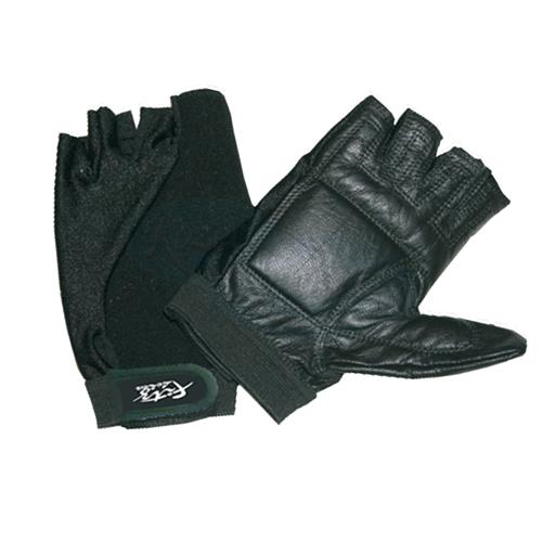 Fitz Leica Wheelchair Leather Pushing Gloves - Large