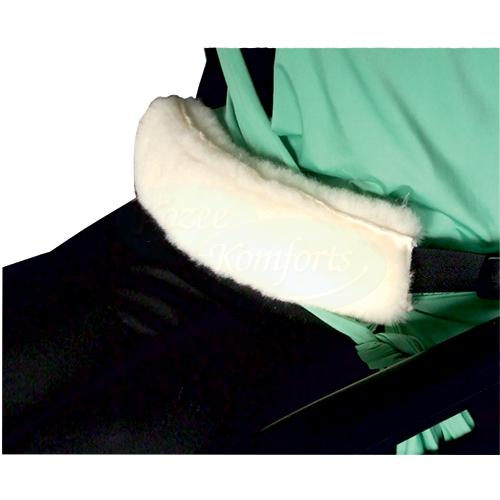 Lap Strap Fleece Cover