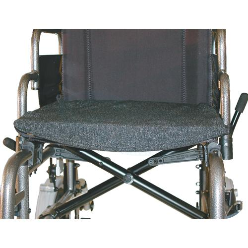 No Sag Wheelchair Cushion in Tweed