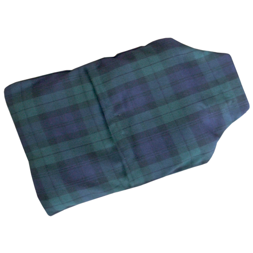 Hot Wheater Bottle in tartan
