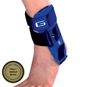 Neo-G VCS 3 Way Ankle Cast - Left (Gel)