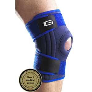 Neo-G VCS Stabilised Open Knee Support with Patella Hole