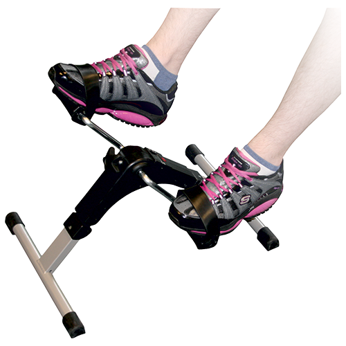 Pedal Exerciser with LCD display